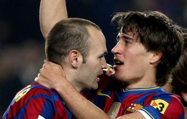 2-0. El Barça recupera el liderato en un partido muy trabajado ante Osasuna