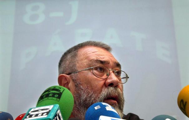 """UGT tilda los plazos de """"indiferentes"""" e insiste en que habrá huelga si no hay consenso"""