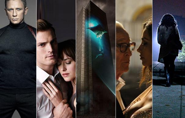 Las 5 películas nominadas a mejor canción en los Óscar 2016
