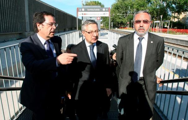 Blanco visita a las familias de las víctimas mortales en la Ciudad Judicial