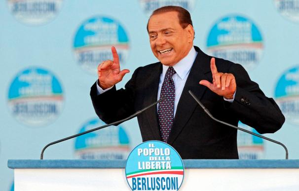 """Un inmigrante ghanés en Italia llama a su hijo """"Silvio Berlusconi"""""""