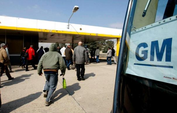 Trabajo autoriza los expedientes de regulación de empleo en GM España