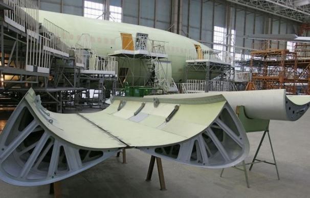 """El nuevo """"avión ruso del juicio final"""" será desarrollado a partir de un Il-96"""