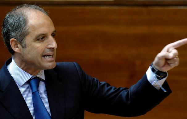 Francisco Camps afirma que llegará hasta el final y que es atacado porque gana las elecciones