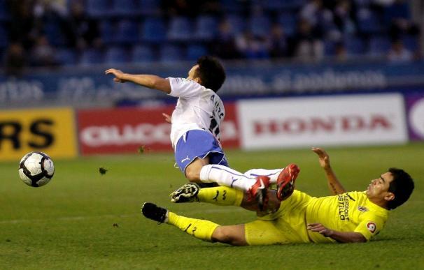 2-2. Rossi rescata en Tenerife un punto para el Villarreal en el minuto 87