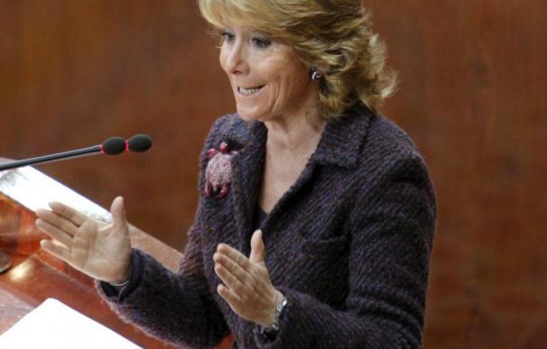 """Aguirre insiste en que el caso Gürtel debe esclarecerse """"hasta el final"""""""