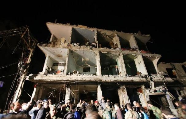 Siria se acerca al quinto año de guerra/ AFP