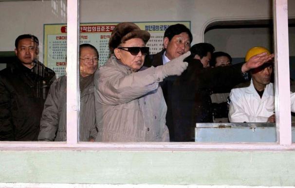 Seúl cree que Kim Jong-il recibe diálisis