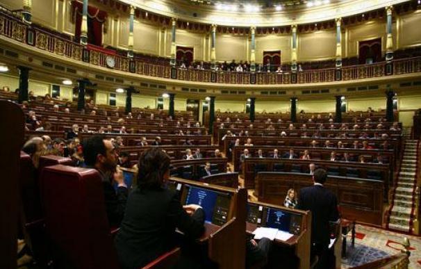 El Congreso retrasa el debate sobre la enmienda de los blindajes