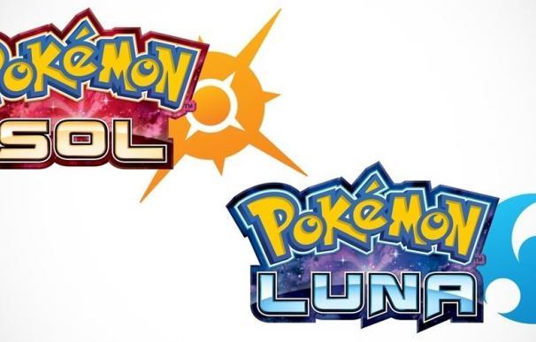 Nintendo confirma Pokémon Sol y Pokémon Luna para finales de 2016