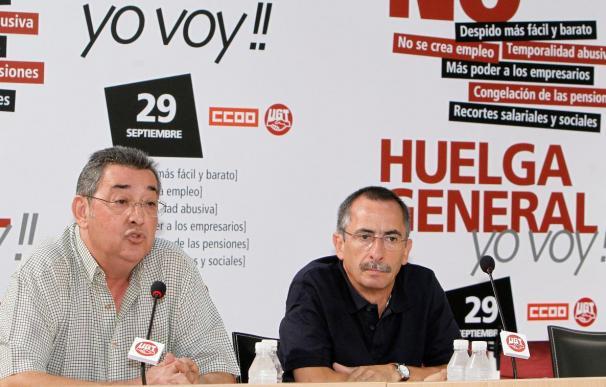 CCOO y UGT instan a los grupos parlamentarios a reconducir la reforma laboral