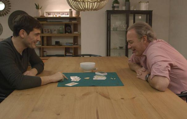 Imagen del programa 'En tu casa o en la mía' con Iker Casillas