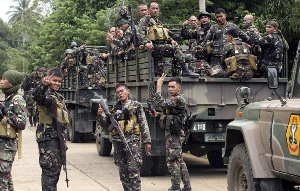 Abu Sayyaf libera a los dos turistas alemanes secuestrados en Filipinas