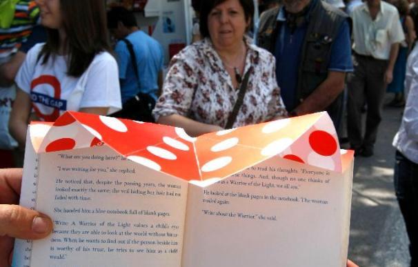 """Los libreros creen que el libro en papel será """"el rey del mambo"""" muchos años"""