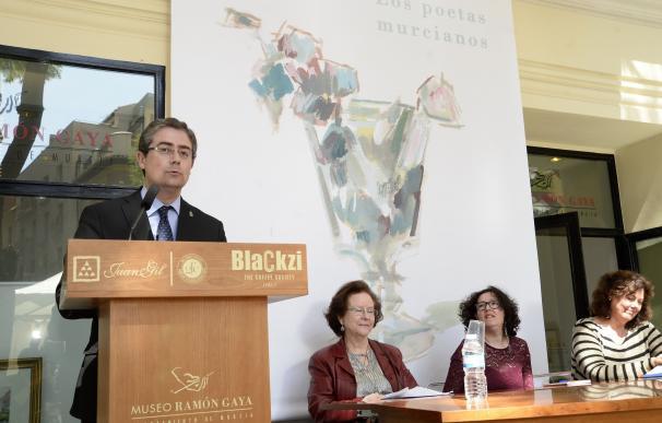 Museo Ramón Gaya homenajea a los poetas murcianos en el Día Mundial de la Poesía