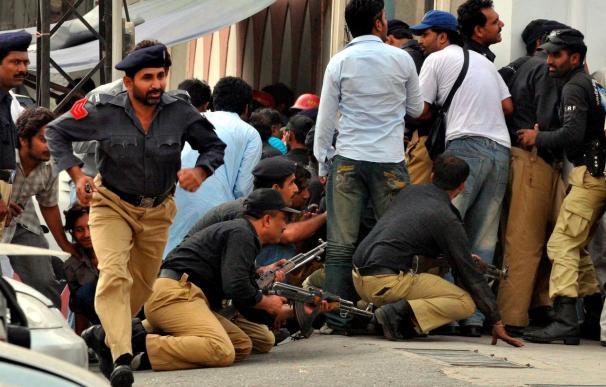 El Gobierno paquistaní dice que actuará contra la insurgencia del sur del Punyab