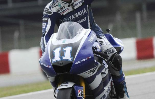 Spies prorroga su contrato con Yamaha un año más, hasta 2012