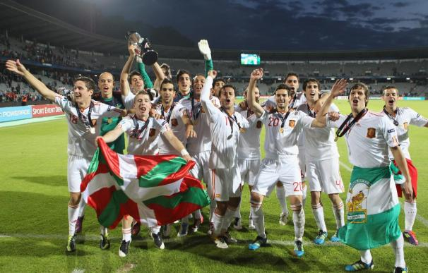 Switzerland v Spain - UEFA European U21 Championships Final