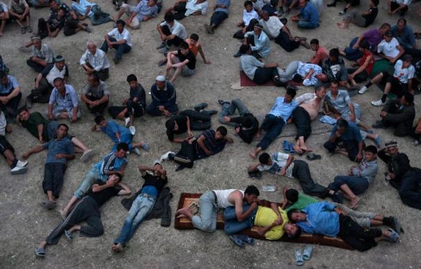 Arrestados 19 presuntos organizadores de choques étnicos en Kirguizistán