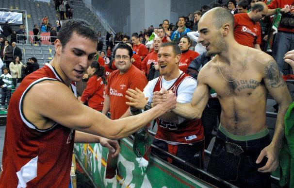 Pablo Aguilar se marcha a Estados Unidos para entrenarse en la NBA