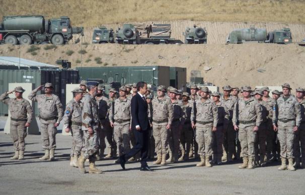 """La AUME recibe con """"ilusión y alegría"""" el anuncio de la retirada de Afganistán"""