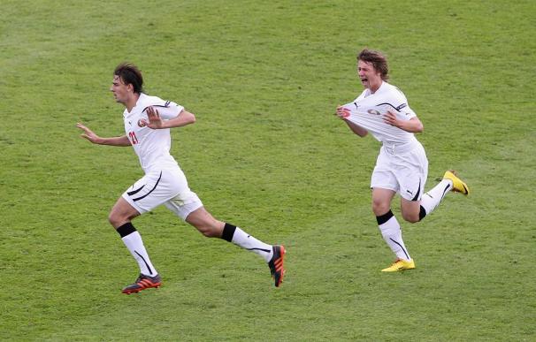 3rd/4th Play Off - UEFA European U21 Championships