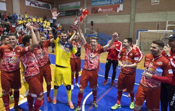 ElPozo Murcia conquista la VII Copa Presidente tras imponerse al Cartagena