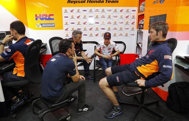 """Pedrosa: """"Estar en primera fila para la carrera en este circuito es vital"""""""