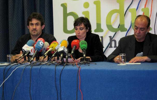 El PSOE ofrece al PP impedir amenazas y coacciones de Bildu, respetando el voto ciudadano y la sentencia del TC