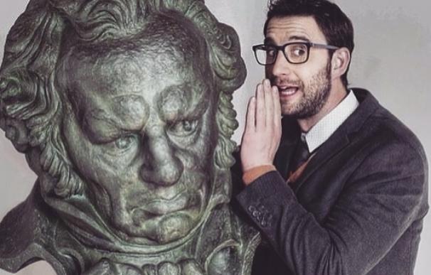 Dani Rovira repite y presentará la Gala de los Goya 2016, que se celebrará el 6 de febrero