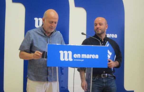 """En Marea vigilará que """"se cumplan los términos de la concesión"""" a Ferroatlántica y ve """"inaceptable"""" represalias"""