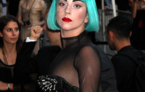 Lady Gaga llora de éxito