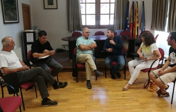 """Soro subraya que el proyecto de pantano de Biscarrués """"ya es historia"""" y pide un desarrollo sostenible para el municipio"""