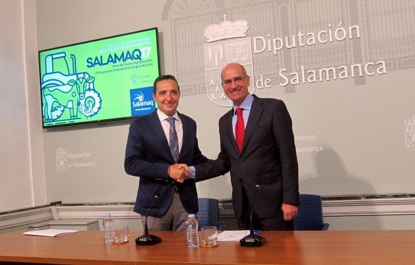 Investigadores y expertos de la USAL se pondrán a disposición de agricultores y ganaderos en Salamaq