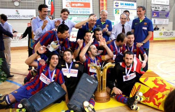 4-1. El Barça consigue su decimonovena Copa de Europa