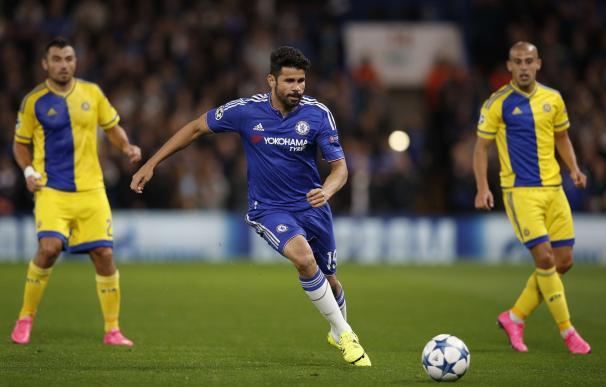"""Diego Costa: """"No soy un ángel y no voy a cambiar por las opiniones de otros"""" / AFP"""