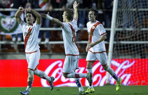 El Rayo se reencuentra con la victoria (3-0) ante un flojo Espanyol / Getty Images.