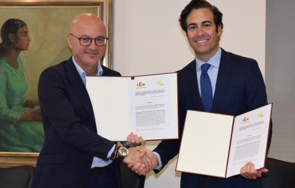La colaboración entre CARM y el ICO permite dar 93 millones en créditos para impulsar el crecimiento de 1.508 empresas