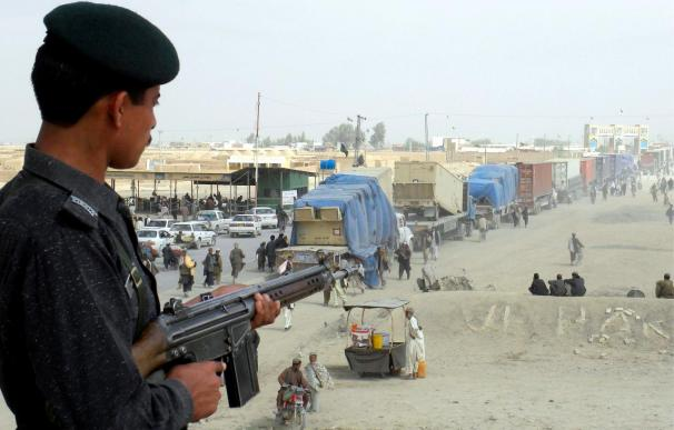 Mueren 21 insurgentes y 5 soldados en un combate por un puesto de control en Pakistán