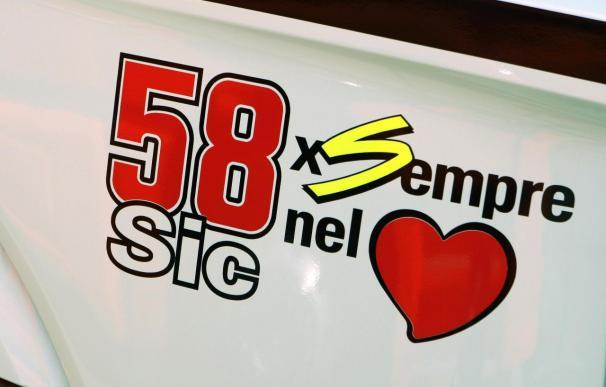 """Marco Simoncelli nombrado """"Leyenda de MotoGP"""""""