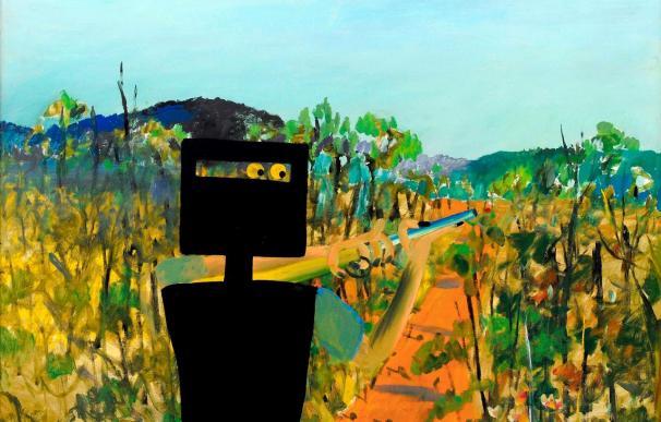 Pagan casi 5 millones dólares por el retrato del bandolero australiano Ned Kelly