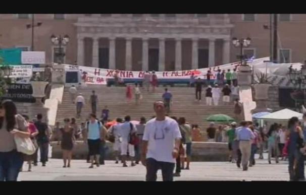 Grecia celebra hoy su tercera huelga general del año