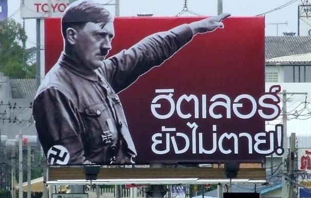 Un historiador asegura que el abuelo de Hitler era también su padre