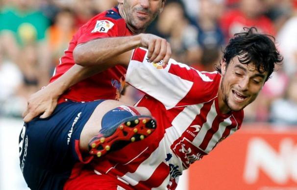 """El capitán del Osasuna, Patxi Puñal, dice que deben intentar ganar al Xerez por """"respeto al fútbol"""""""