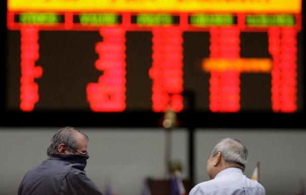 Las Bolsas del Sudeste Asiático abren al alza excepto Bangkok y Singapur
