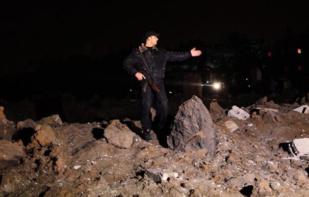Al menos dos palestinos muertos en enfrentamientos en Gaza