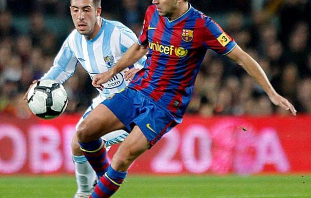 Los barcelonistas Xavi y Piqué reciben el alta y entran en la lista de convocados