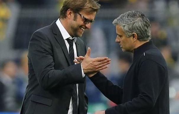 Mourinho y Klopp se enfrentan en Stamford Bridge