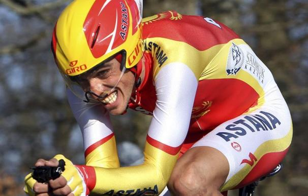 """Contador (Astana): """"No quiero enviar ningún mensaje a Armstrong"""""""