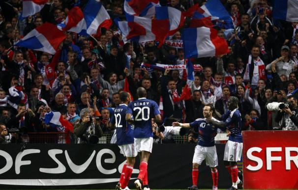 2-1. El debutante Valbuena dio el triunfo a Francia sobre Costa Rica